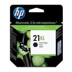 CARTUCHO HP  NEGRA  HP21XL ALTO RENDIMIENTO  DESKJET F2280