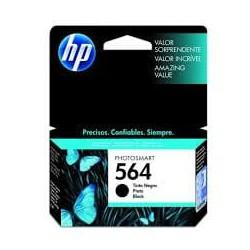 CARTUCHO HP NEGRO  564 HP Photosmart Printers D5460 D7560 B8550 250 pag