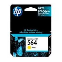 CARTUCHO HP YELLOW  564 HP Photosmart Printers D5460 D7560 B8550 300 pag