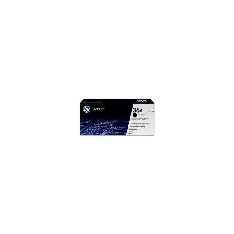 TONER HP  NEGRO LASERJET P1505 2000 PAGINAS