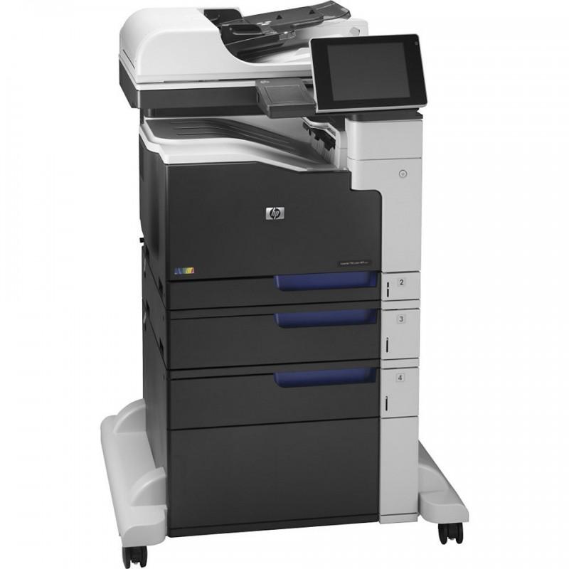 HP Color LaserJet Multifuncional CLJM775f MFP Color30 ppm Carta - Fax Opcional - Red - USB - 3500