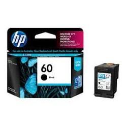 CARTUCHO HP NEGRA DE TINTA HP 60 BAJO RENDIMIENTO F4280 200 PAG