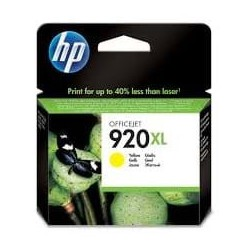 CARTUCHO HP AMARILLO 920XL HP Officejet Pro 6000 HP Officejet 6500 700 PAG