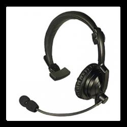 Diadema para radios portatiles con cancelacion de ruido