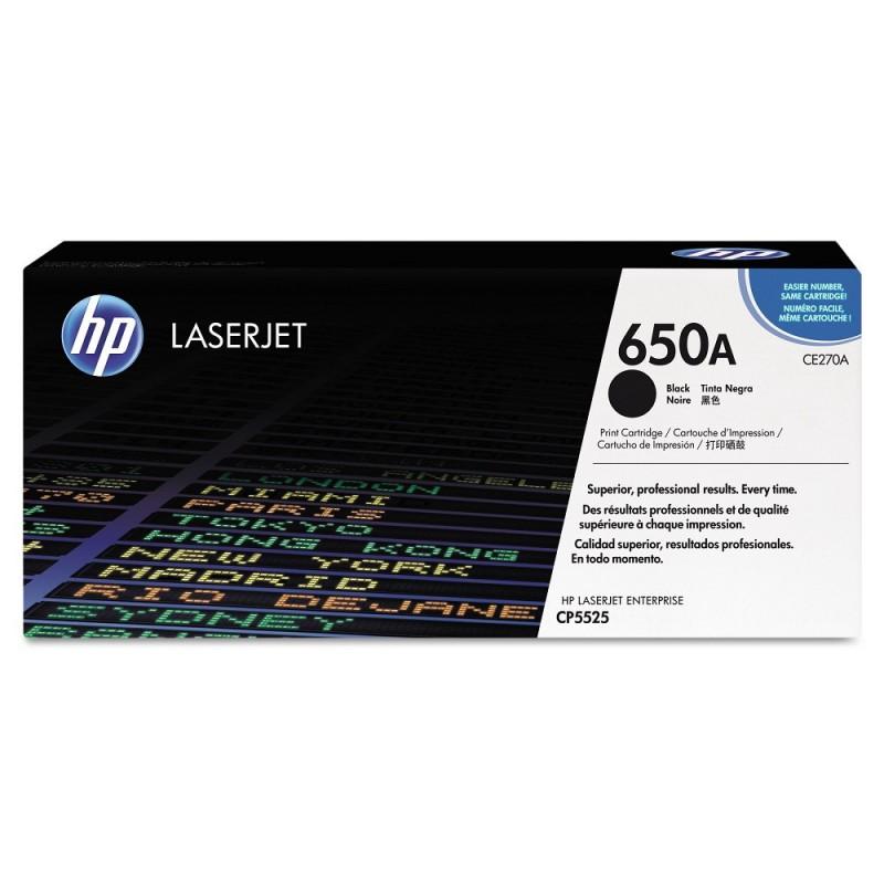 TONER HP NEGRO LJ CP5520 PRINTER SERIES 13500 PAG