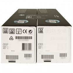 TONER HP NEGRO LJ P1566P1606M1536 2100 PAG X 2 UNIDADES