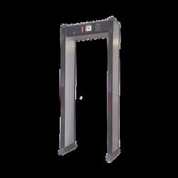 Arco Detector de Metales de 18 Zonas