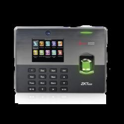 Terminal Biométrica Para Tiempo y Asistencia con Funciones de Control de Acceso