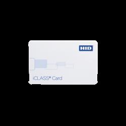 Tarjeta iClass HID 32 KB / Garantía de por Vida