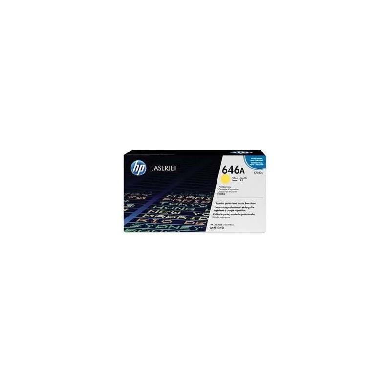 TONER HP AMARILLO LASERJET CM4540 12500 PAG