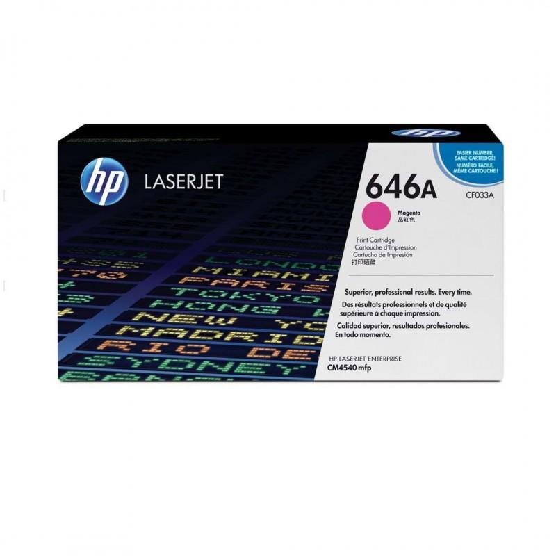 TONER HP MAGENTA LASERJET CM4540 12500 PAG