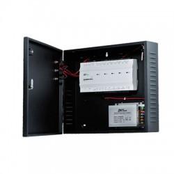 Controlador de Acceso / 2 PUERTAS / Funcion ADMS PUSH Incluida / Alta Seguridad / 3 Años de Garantía / Biometría Integrada /