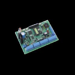 Tarjeta de panel de Alarma Serie HUNTER-PRO8144 de 8 a 144 Zonas. Panel Híbrido. Opción de Comunicación RADIO/Teléfono/IP/G