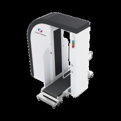 Sistema de Inspección Coorporal por Rayos X de Dosis Baja