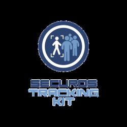 SecurOS TRACKING KIT una Detección: Conteo, Merodeo, Línea de Tiempo, Cruce, Dirección equivocada, Muchedumbre, Objeto Olvida