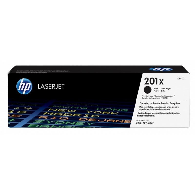 HP 201X Black LaserJet Toner Cartridge