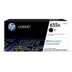 TONER HP NEGRO  LaserJet Enterprise Color M652 series