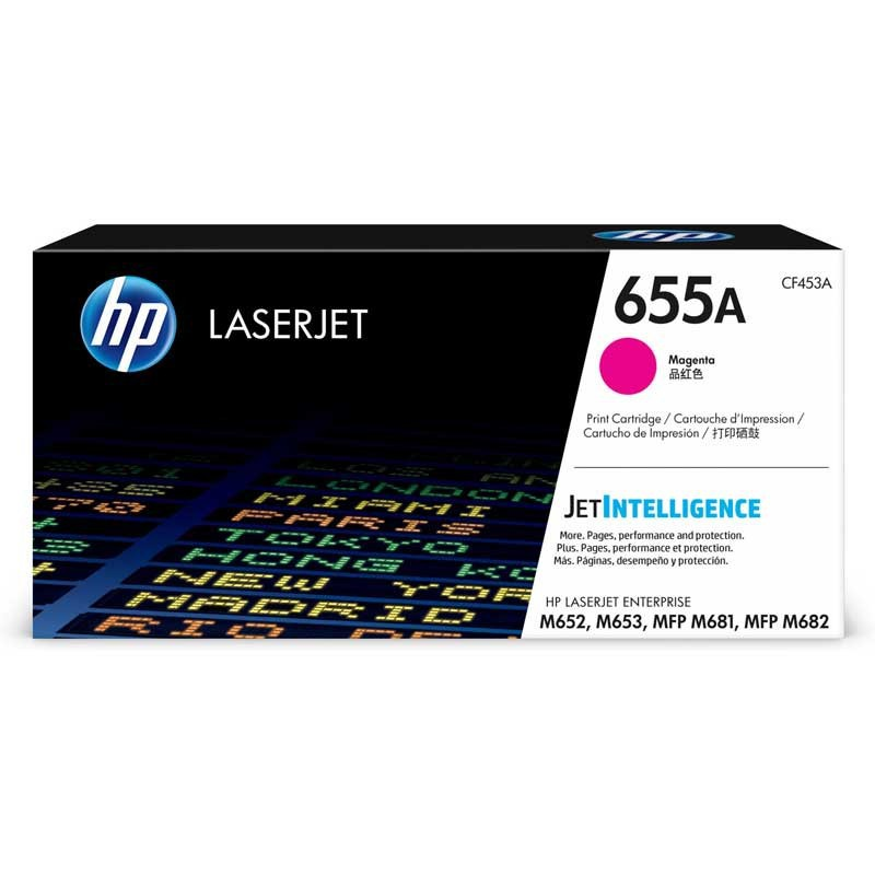 TONER HP MAGENTA LaserJet Enterprise Color M652 series
