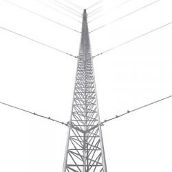 Kit de Torre Arriostrada de Piso de 3 m Altura con Tramo STZ30 Galvanizado Electrolítico (No incluye retenida).