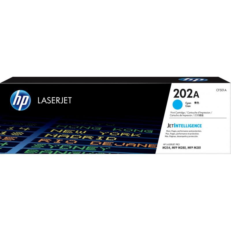 TONER HP CYAN LaserJet Pro M254 Printer series