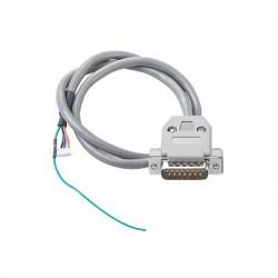Cable de interconexión NXU para radios KENWOOD, serie 60 / 80.