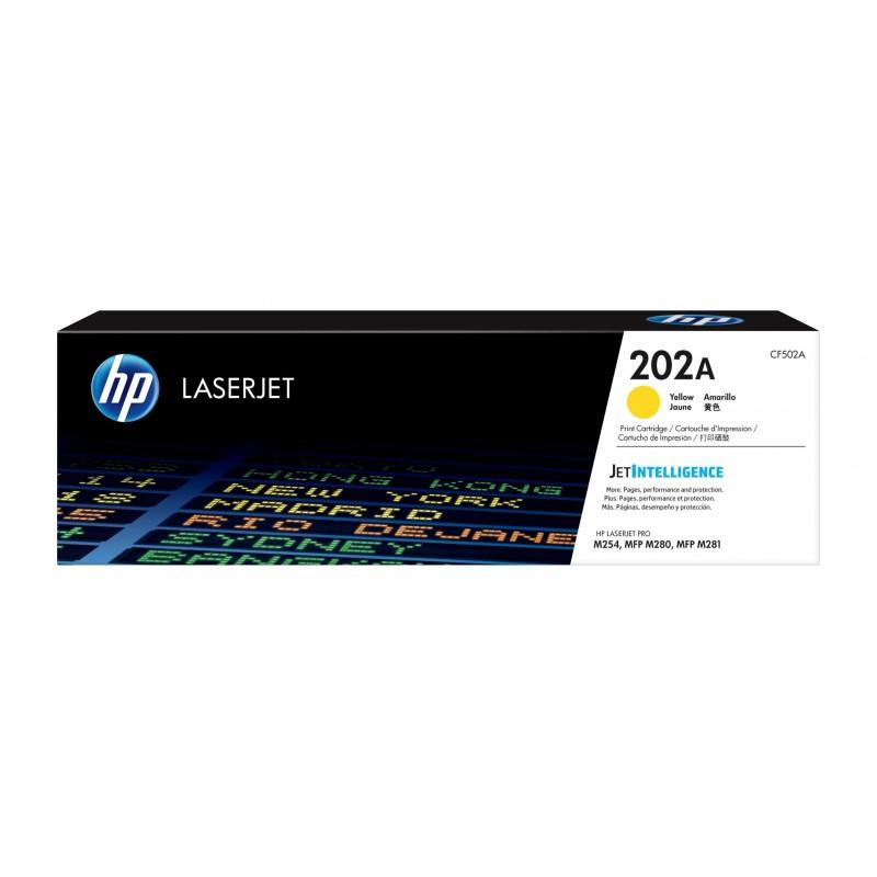 TONER HP YELLOW LaserJet Pro M254 Printer series
