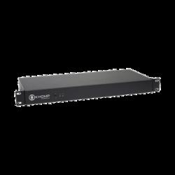 Gateway KMG 200 MS de 60 canales E1 (RJ45), GSM 2G o 3G, FXO y/o FXS, y 60 SIP SBC con transcodificación.