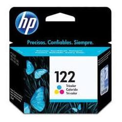 CARTUCHO HP TRICOLOR 122 DESKJET 1000 2050 3050 100 PAG