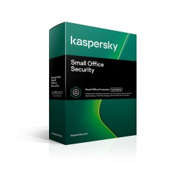 Kaspersky Small Office Security 8.0 For Desktops. Mobiles And File Servers 10 Devices + 1 Server 1 Year