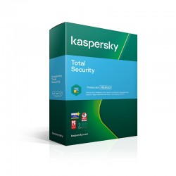 Kaspersky Total Security - Multi-Device Latin America Edition. 5 Device 1 Year 2021