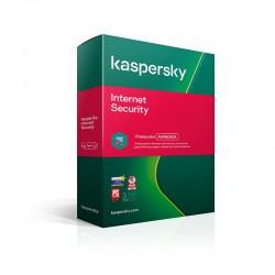 Kaspersky Internet Security - Multi-Device Latin America Edition. 1 Device 1 Year 2021