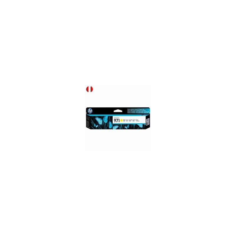 CARTUCHO HP YELLOW 971 OJ PRO X451 X476 dw 2.500 Pag.