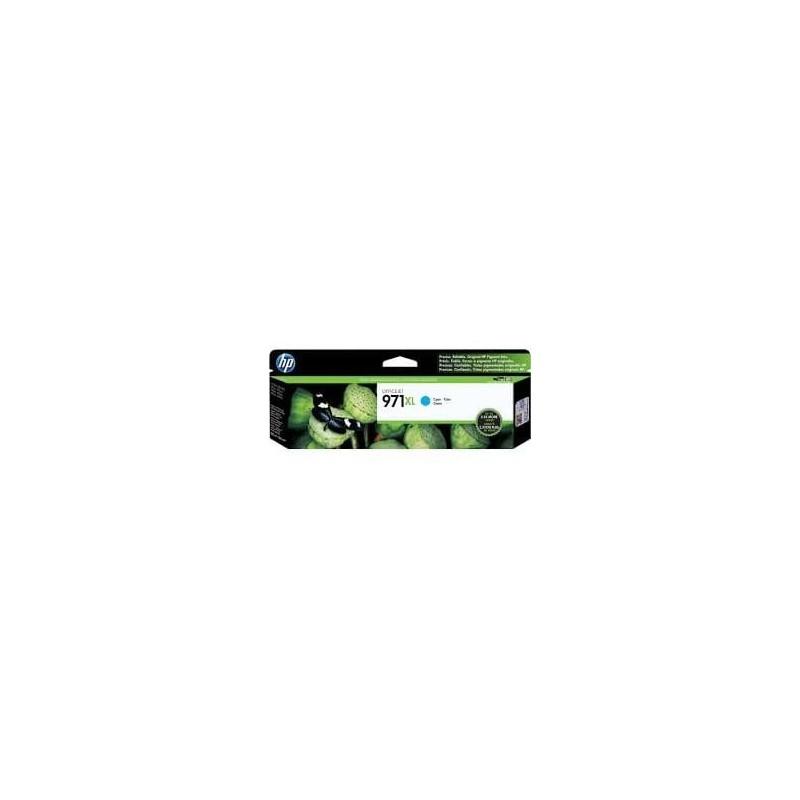 CARTUCHO HP CYAN 971XL OJ PRO X451 X476 dw 6.600 Pag.