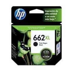 CARTUCHO HP NEGRO 662XL HP Deskjet Ink Advantage 2515 3515 360 PAG