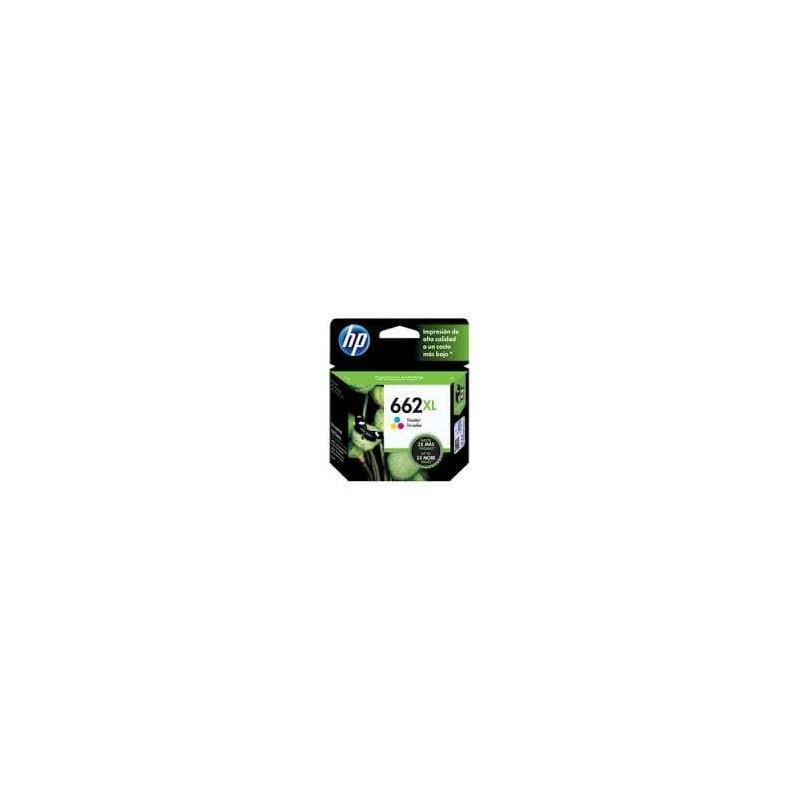 CARTUCHO HP TRICOLOR 662XL HP Deskjet Ink Advantage 2515 3515 330 PAG