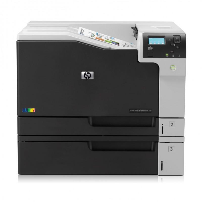 HP LaserJet M750DN Impresora Color 30 ppm - Duplex - Red - USB - - 850 Hojas -1GB de memoria- proces
