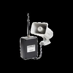 Sistema de Voceo Inalámbrico Vía Radio Doble Banda VHF/UHF