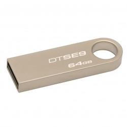 Memoria USB DTSE9H - 64GB - Metalica