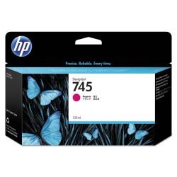 Cartucho de tinta DesignJet HP 745 de 130 ml magenta