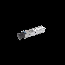 Tranceptor mini-Gbic SFP 1G LC TX:1550nm para fibra Mono Modo 50 Km