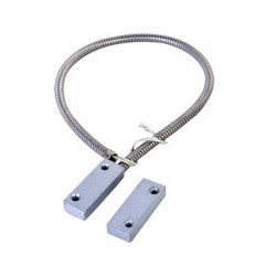 Contacto magnético d uso rudo con 45 cm de cable blindado