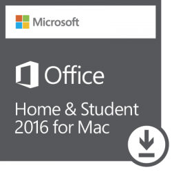 Office Home & Student 2016 para MAC