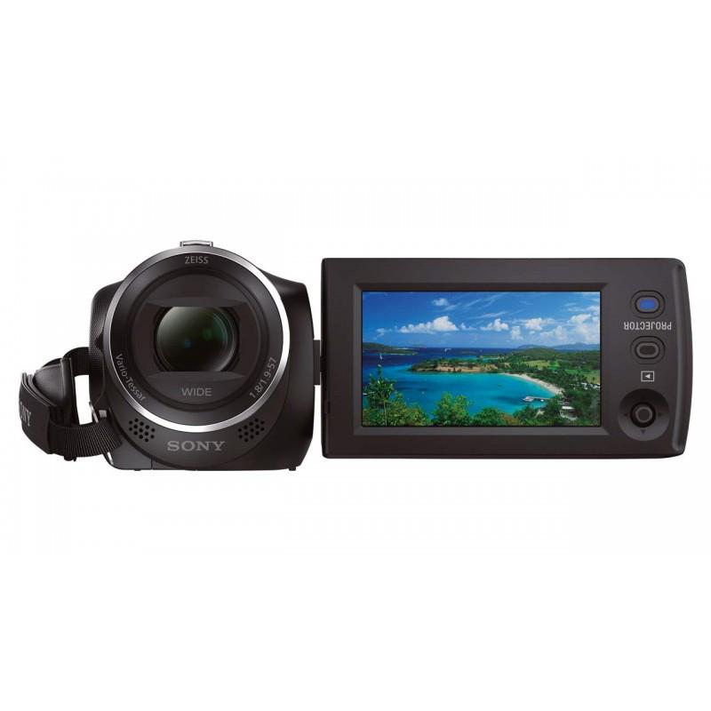 Cámara Video Sony Negra HDR-CX405