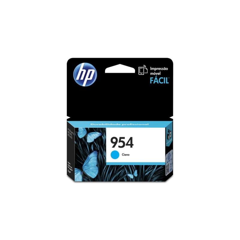 CARTUCHO HP CYAN 954 OFFICEJET PRO 8210 8710 8720