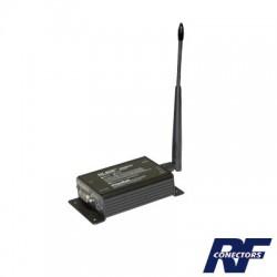 Radio de transmisión de datos en 900 MHz, 1 Watt de potencia, transmite alrededor de esquinas, a través de paredes o cualquier