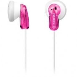 Audífonos Sony internos MDR-E9LP Color Rosado tipo Interno o de botón