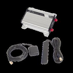 Localizador GPS 2G vía celular con múltiples entradas y salidas digitales, entradas análogas, opción para audio bidirecciona