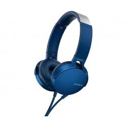 Audífonos Sony EXTRA BASS™ XB550AP/Azul