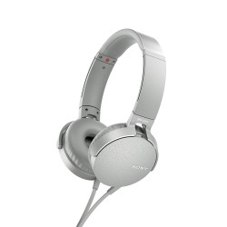 Audífonos Sony EXTRA BASS™ XB550AP/Blanco