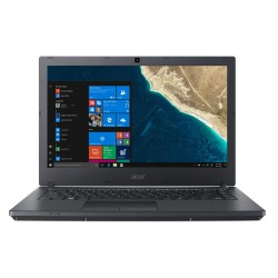 Portatil Acer TMP2410-G2-M-583L-ES 14 Corei5 8250U 4GB 1TB Windows 10 Pro. Negro